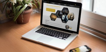 Responsive website voor Quaestor-International