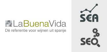 Online marketing voor La Buena Vida